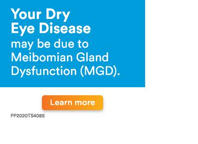 Myobian Gland Dysfunction (Dry Eye and Red Eye) in Lakeland, Florida