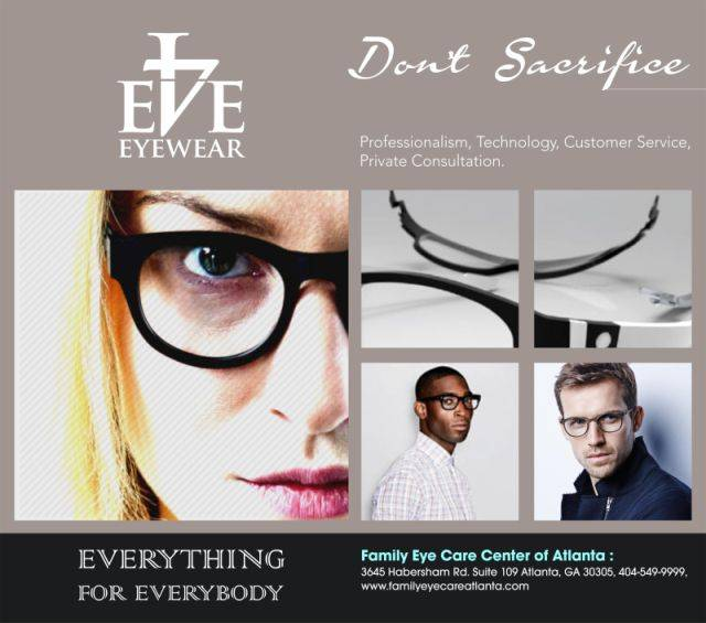 Eve Eyewear Atlanta