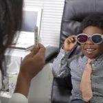 Kids vision screening