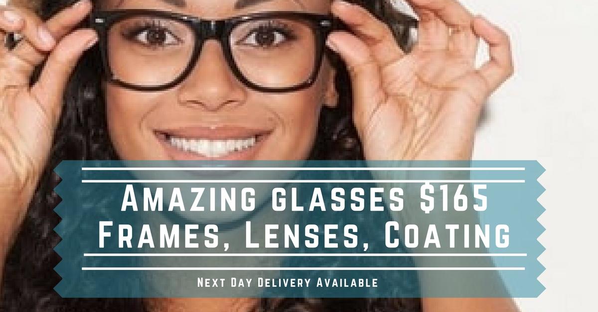 eyeglasses promotions Atlanta