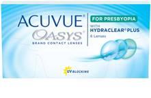 oasys presbyopia product