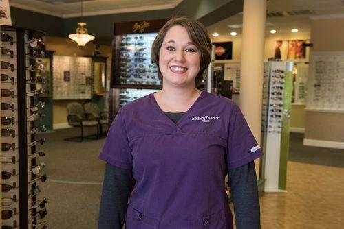 Tina, Doctor's Assistant & Optician
