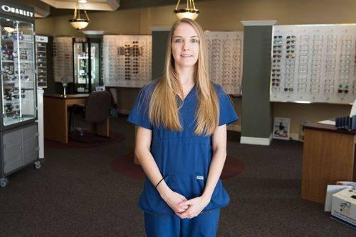 Megan J., Front Desk