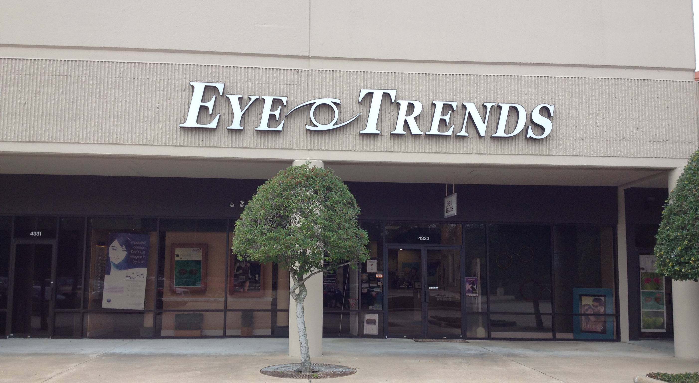 eye doctor in Kinwood, tx
