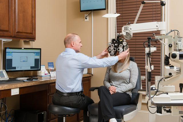 Comprehensive Eye Exams in Acworth, Georgia