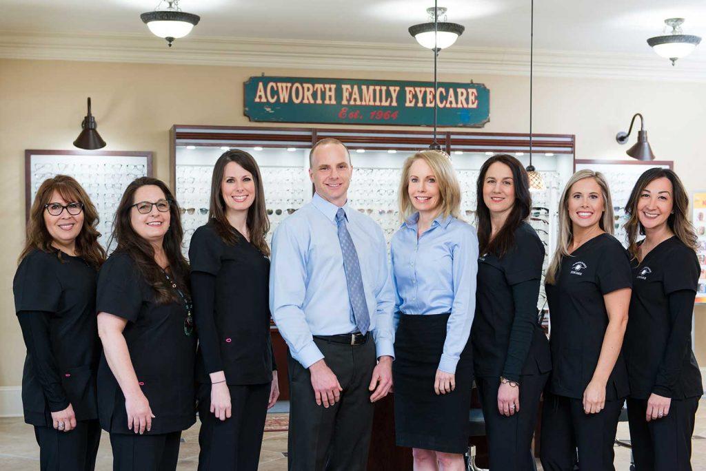 Acworth Family Eyecare Staff