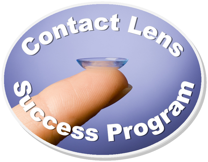 Contact Lens Success Logo