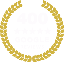 400 Reviews