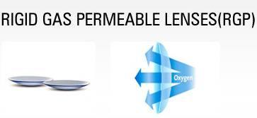 rigid gas permpable lenses dallas