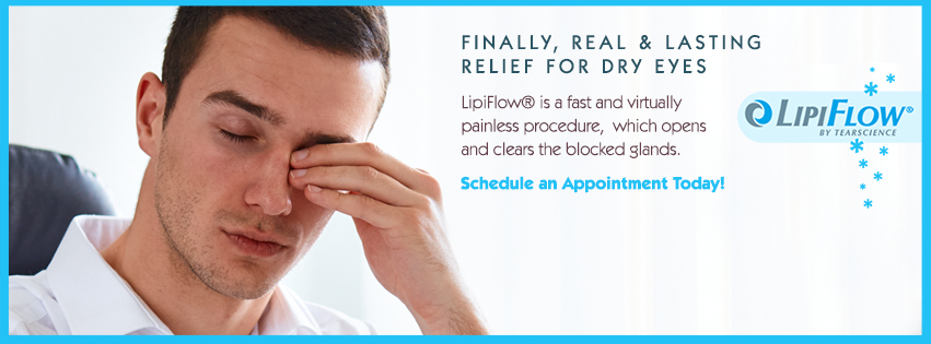 dry eye lipiflow in Dallas, TX