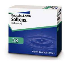 bausch and lomb soft lens plano, tx