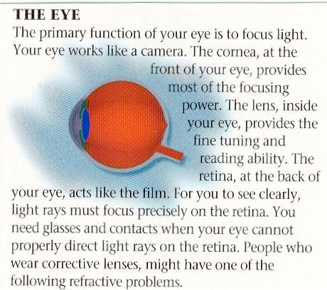 eye health care