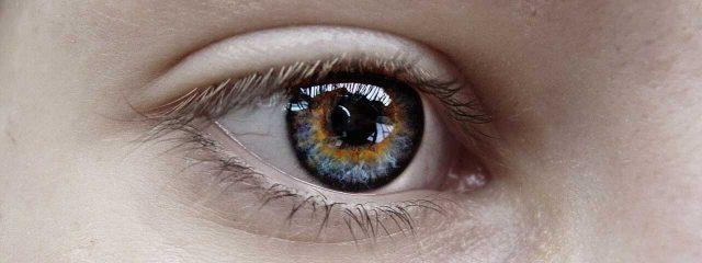 Optometrist, woman eye close up in Hopewell & Lambertville, New Jersey