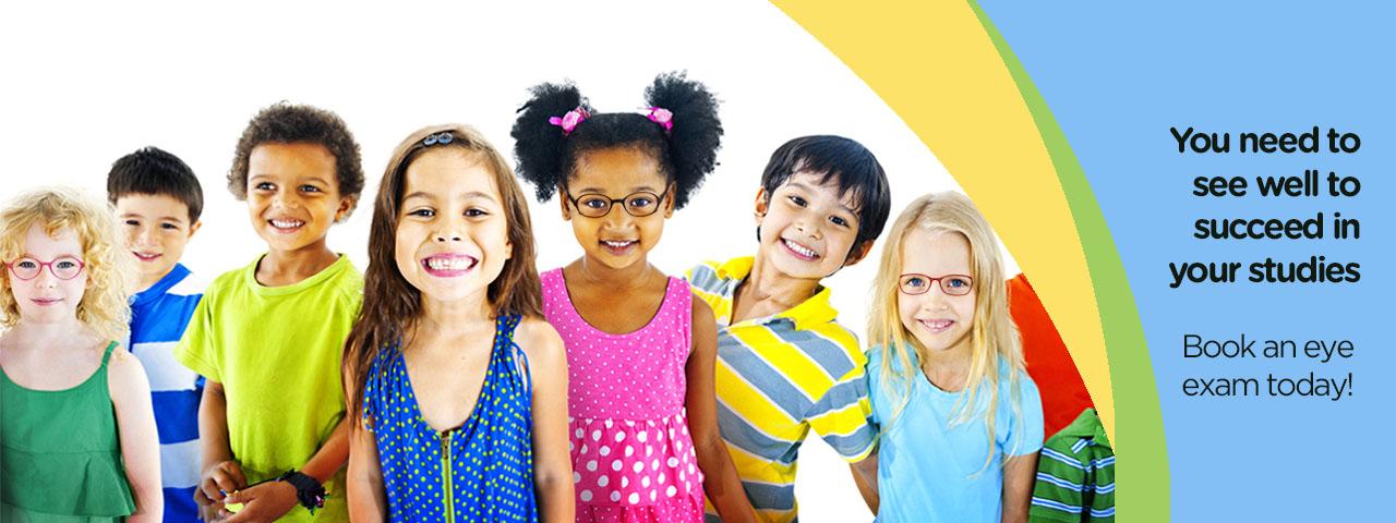 Morgan Vision Care | Back to School Eye Exam in Virginia Beach, VA