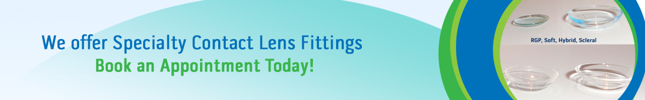 Contacts Specialty Fitting banner