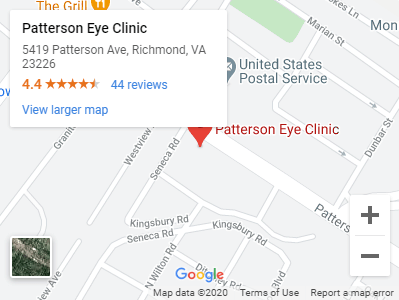 Patterson Eye Clinic Google Maps