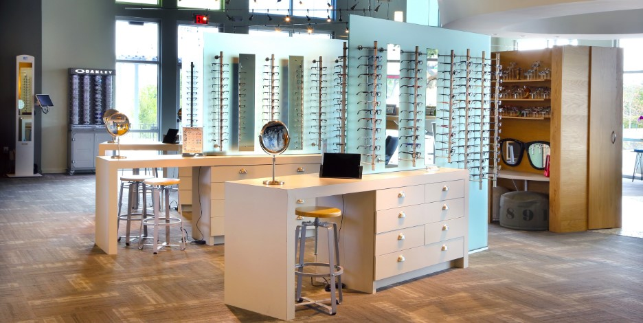 eyeglasses clinic in