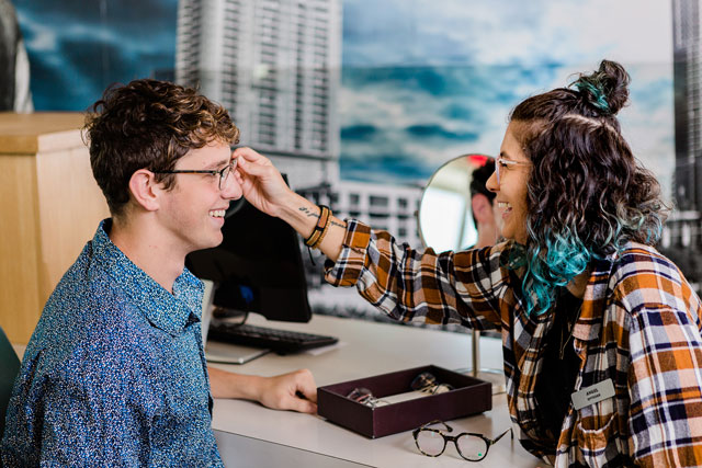 neurolens - unique lenses to help with digital eye strain in Cedar Park, TX
