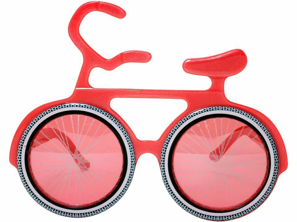 glasses bike