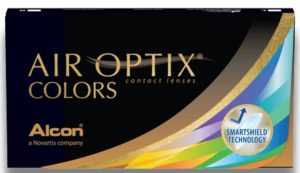 AIR OPTIX COLORS monthly