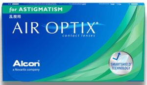 AIR OPTIX FOR ASTIGMATISM monthly