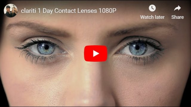 Daily Disposable Contact Lenses Tempe, Phoenix & Scottsdale, Arizona