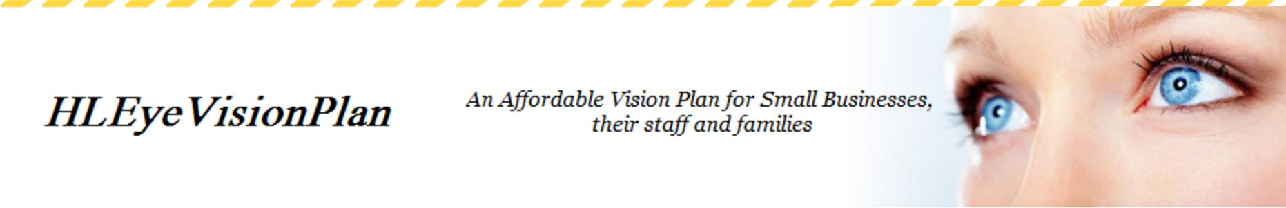 Dr. Daniels Vision Plan