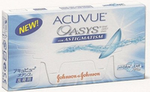 Acuvue Oasys Contact Lenses for Astigmatism