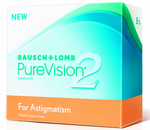 PureVision2 Contact Lenses for Astigmatism
