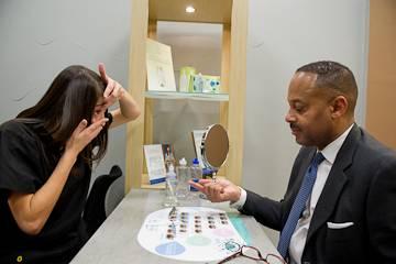 Las Colinas Vision Center - Contact Lens Examination 2