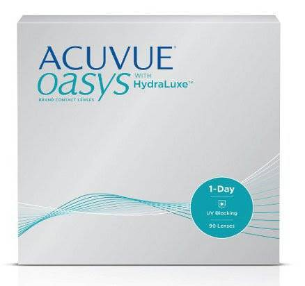 Oasys HydraLuxe 1 day