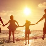 Family Beach Spring Break min