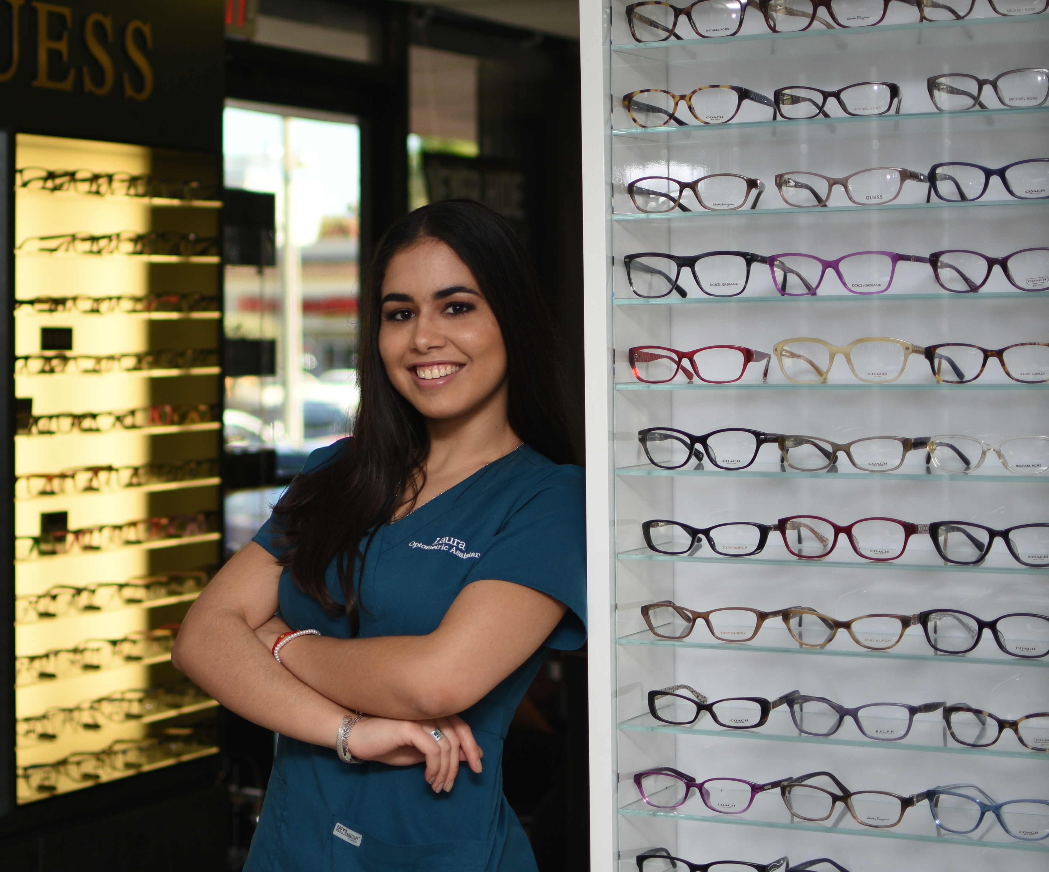 c299286a06bb Laria Eye Care Optometrists and Staff