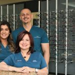 Staff at Laria Eye Care