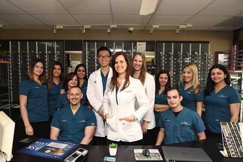 Doctors at Laria Eyecare