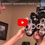 Eye Doctors in Miami link to Pediatric Eye Exam Youtube video