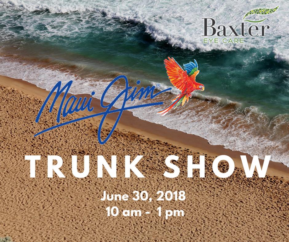 Summer 2018 Trunk Show