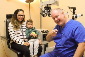 Pediatric Eye Exam in Montrose