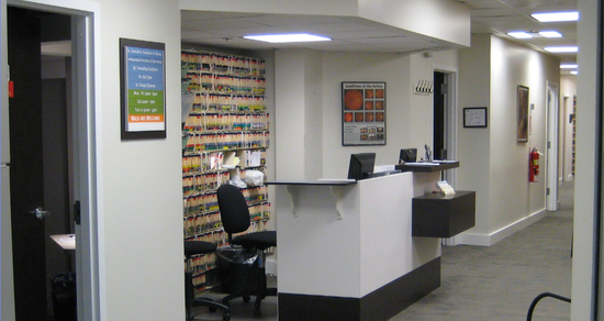 eye doctor in fairfax va