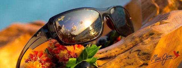 Optometrist, pair of Maui Jim sunglasses in Glassboro, NJ