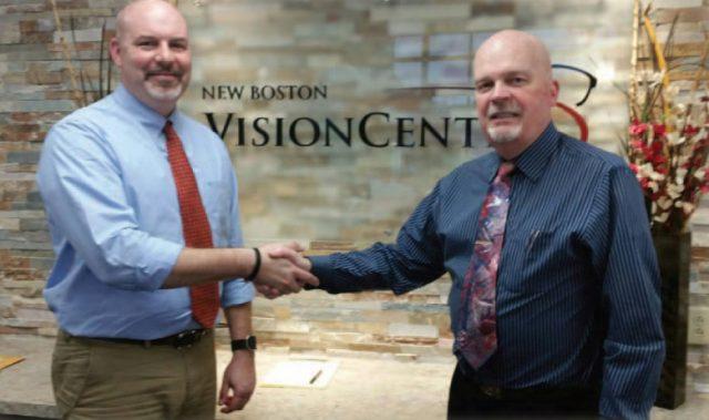 optometrists DePugh Kallner in new boston oh