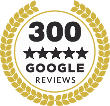 300 Reviews