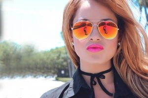 Female Sunglasses Reflection 1280x853 300x200