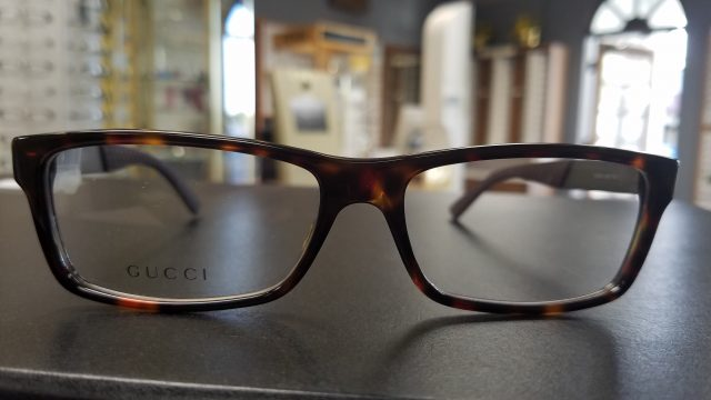 John Riggs OD Gucci frame 640x360