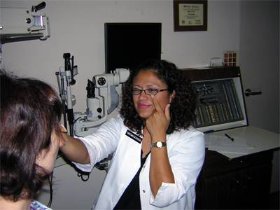 eye exam Carlsbad CA