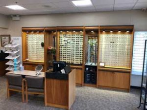 glastonbury optical eyewear