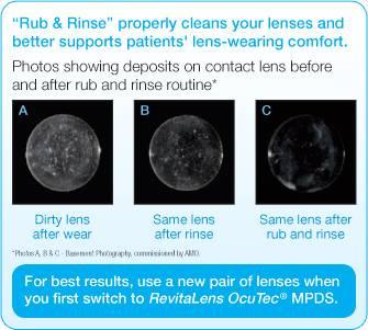 Rub & Rinse