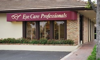Outside our eye care clinic