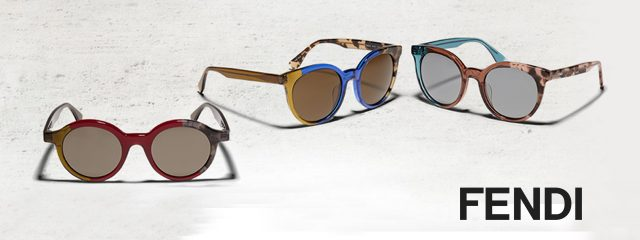 Eye doctor, pairs of Fendi eyeglasses in Lantana, FL