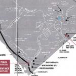Camp Pendleton Map